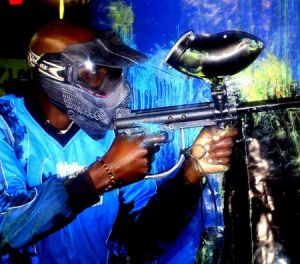 Melbourne Indoor Paintball - Accommodation Australia