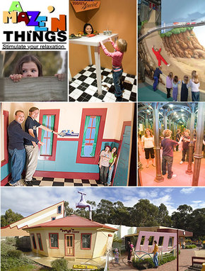 A Maze 'N Things - Accommodation Australia
