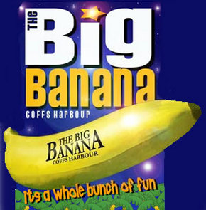 Big Banana - Accommodation Australia