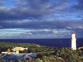 Cape Schanck Lighthouse Reserve - Accommodation Australia