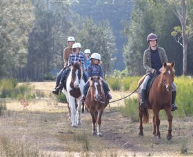 Horse Riding at Oaks Ranch and Country Club - Accommodation Australia