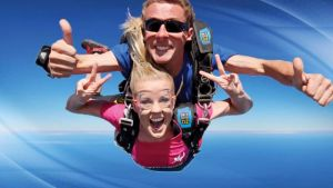 Skydive Oz Canberra - Accommodation Australia