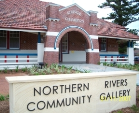Northern Rivers Community Gallery - Accommodation Australia