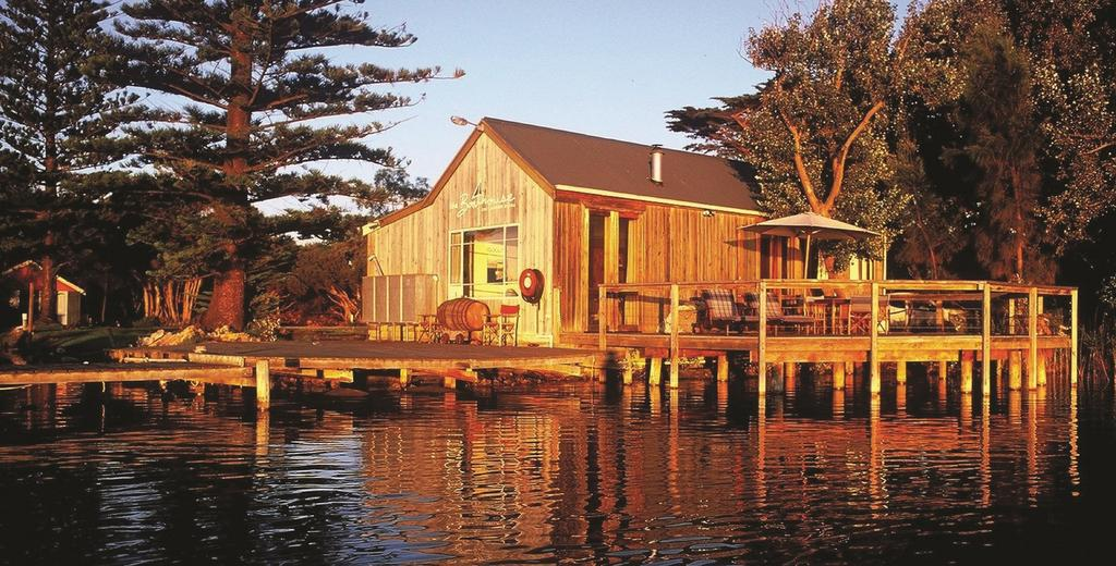 Boathouse - Birks River Retreat